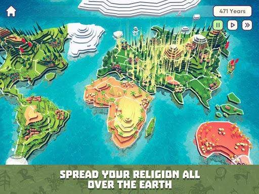 God Simulator. Sandbox strategy game Religion Inc. 1.1.79 screenshots 10