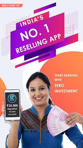 Work from Home, Earn Money Online, Start Reselling  screenshots 1