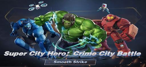 Super City Herouff1aCrime City Battle  screenshots 5
