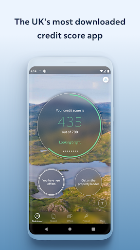 ClearScore - Check & Monitor Your Credit Score  screenshots 1