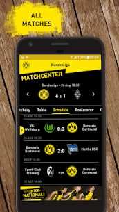 Borussia Dortmund 5