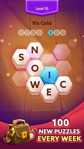 Hidden Wordz - Word Game  Paidproapk.com 2