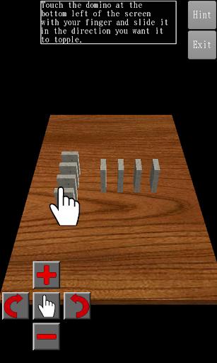 3D Domino Toppling 2.8.2 screenshots 1