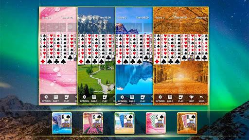 FreeCell Solitaire screenshots 4