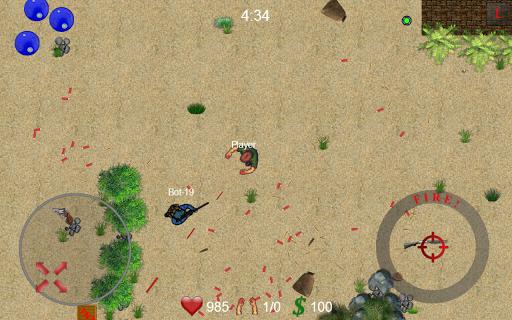 2D Strike APK MOD (Astuce) screenshots 2