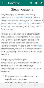 Tech Terms Computer Dictionary
