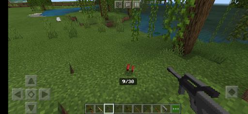 Gun MOD for Minecraft PE screenshot 2