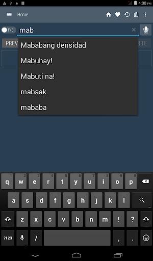 English Filipino Dictionary inn Screenshots 20