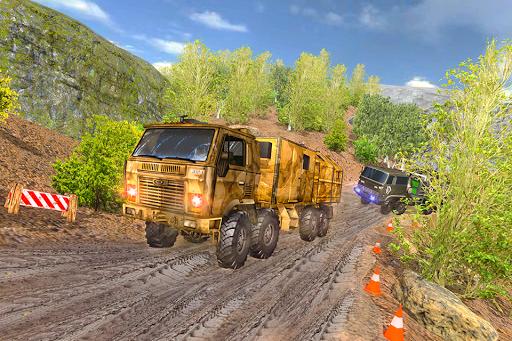 Offroad Mud Truck Simulator 2020: Dirt Truck Drive 1.8 Screenshots 14