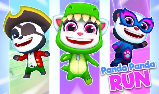 Panda Panda Run: Panda Running Game 2021 1.7.6 screenshots 6