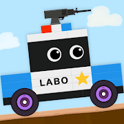 Brick Car 2 Game for Kids: Build Truck, Tank & Bus