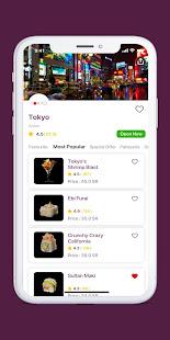 The Chefz | u0630u0627 u0634u0641u0632 Delivery App 10.15.1 Screenshots 4