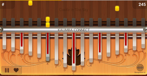 Kalimba Connect 4.1 screenshots 2