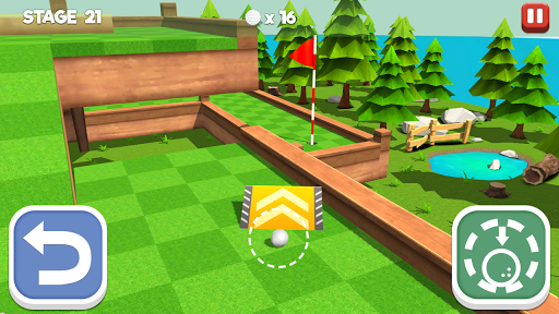 Putting Golf King  screenshots 11