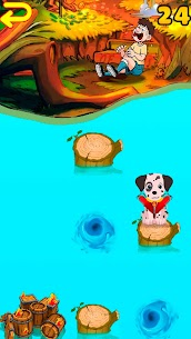 A Dog Patrol jump to the rescue Hack Game Android & iOS 4