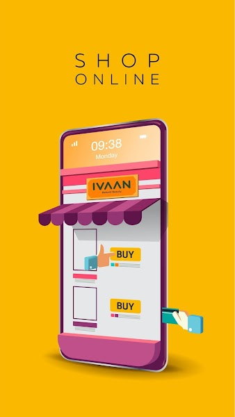 IVAAN - Online Shopping App for Cosmetics & Makeup