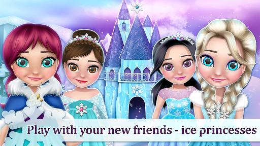 Ice Princess Doll House Games 8.0.0 screenshots 1