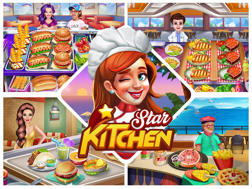 Kitchen Star Craze - Chef Restaurant Cooking Games  screenshots 10