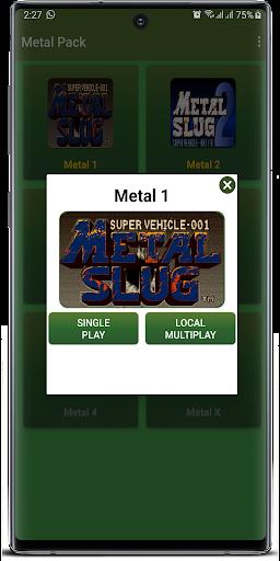 Metal Pack screenshots 3