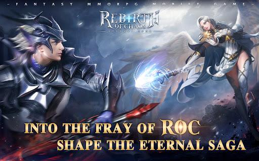 Rebirth of Chaos: Eternal saga apkpoly screenshots 1