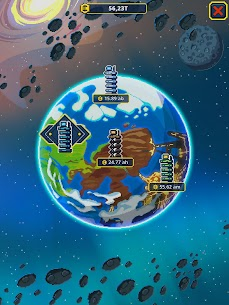 Idle Space Tycoon MOD APK 1.5.3 (Unlimited Credits) 11