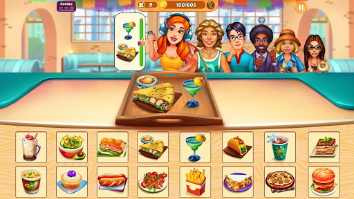 Cook It! Cooking Games Madness & Krusty Cook-off 1.3.4 screenshots 4