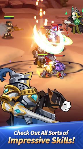 Dungeon Tactics : AFK Heroes 1.4.0 screenshots 5