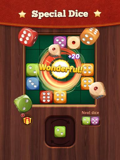 Woody Dice Merge Puzzle  screenshots 9