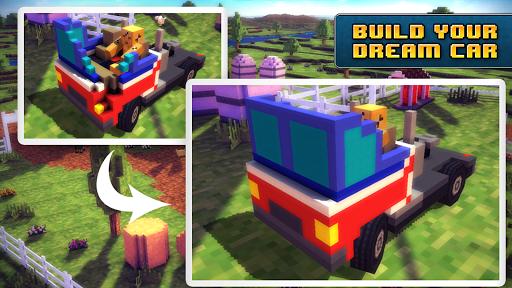 Blocky Roads 1.3.7 screenshots 2