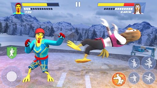 Kung Fu Animal Fighting Games: Wild Karate Fighter 1.0.10 screenshots 8