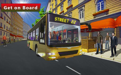 Passenger Bus Simulator City Coach  screenshots 3
