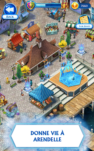 Disney La Reine des Neiges Free Fall APK MOD – Monnaie Illimitées (Astuce) screenshots hack proof 2