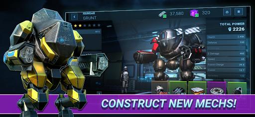 Mech Tactics: Fusion Guards 1.1.3 screenshots 16