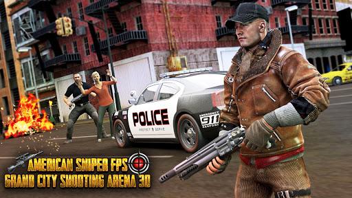 FPS Sniper 3D Gun Shooter :Shooting Games  screenshots 1