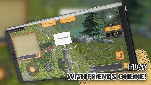 Wolf Simulator Evolution  Screenshots 8