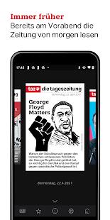 taz 1.3.3 screenshots 1