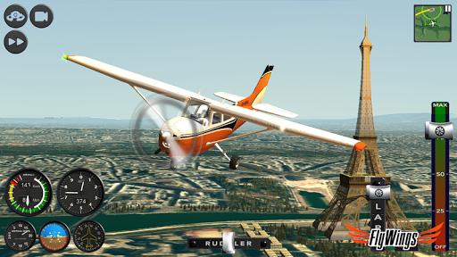 Flight Simulator 2015 FlyWings Free  screenshots 11