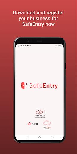 SafeEntry (Business)  Screenshots 4