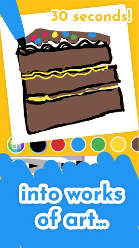Télécharger Gratuit Doodle Dash  APK MOD (Astuce) screenshots 2