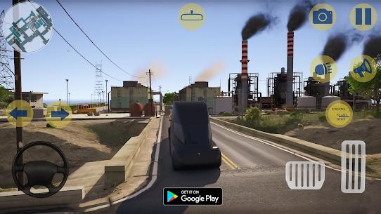 American Truck Simulator   US Truck Simulator 2021 Apk Download New 2021 4