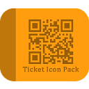 Ticket - Icon Pack Theme
