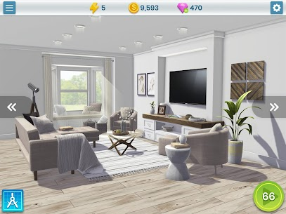 Property Brothers Home Design Mod Apk (Unlimited Money) 3