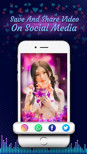LY Master - Magical Lyrical Video Status Maker android2mod screenshots 5