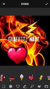 Smoke Graffiti Name Art Maker v1.5 [Mod Ad-Free] APK 5