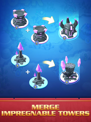 Mini War: Pocket Defense modavailable screenshots 15