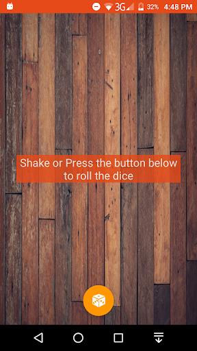 mobile dice screenshot 1