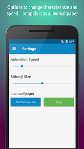 Shimeji Mod APK 4.1 Full Unlocked/Ad-Free Download For Android 4