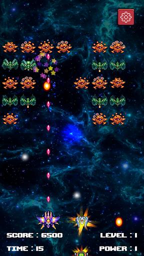Alien Attack: Galaxy Invaders 1.3.6 screenshots 4