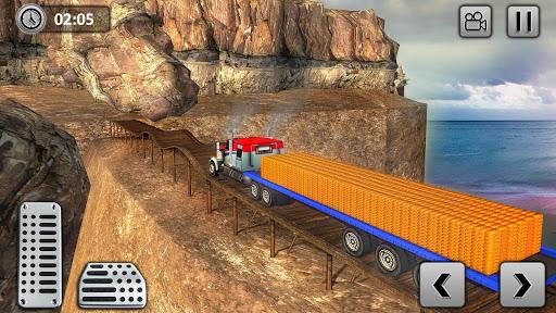 Uphill Gold Transporter Truck Drive apkdebit screenshots 17