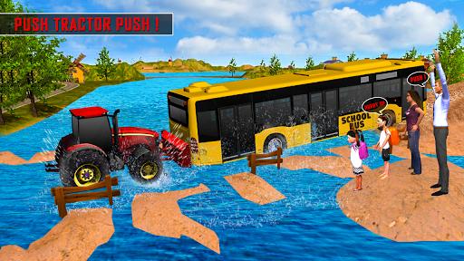 Tractor Pull & Farming Duty Game 2019 1.0 Screenshots 12
